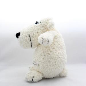 makuka - háčkovaná hračka - medved